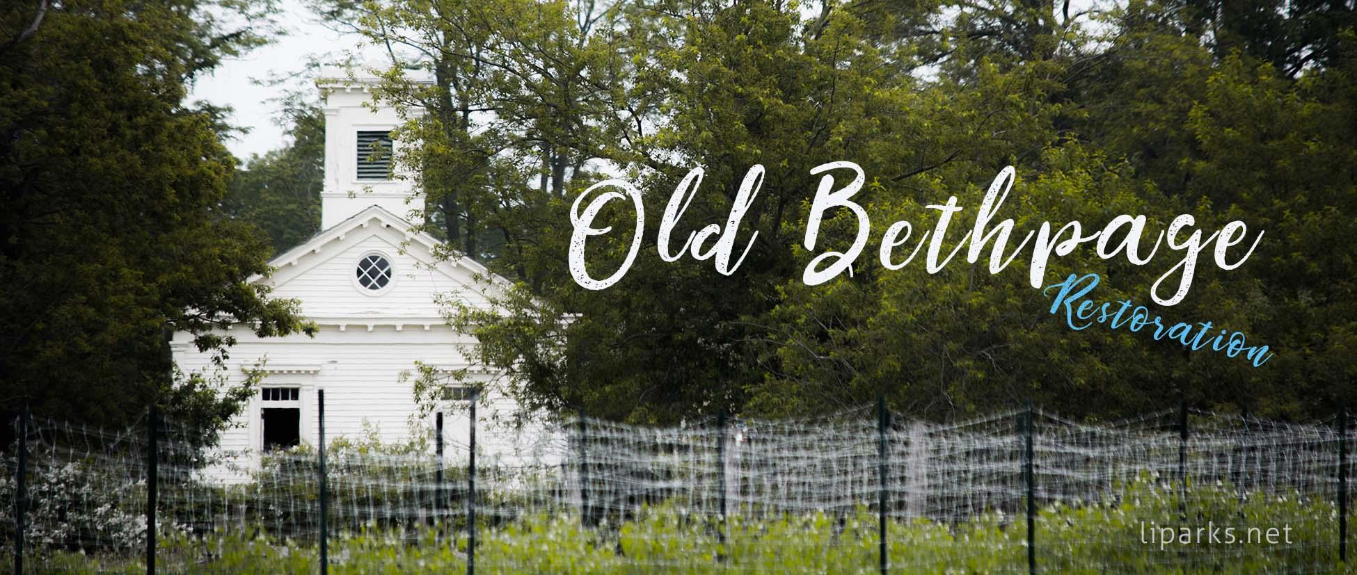 Old Bethpage Restoration